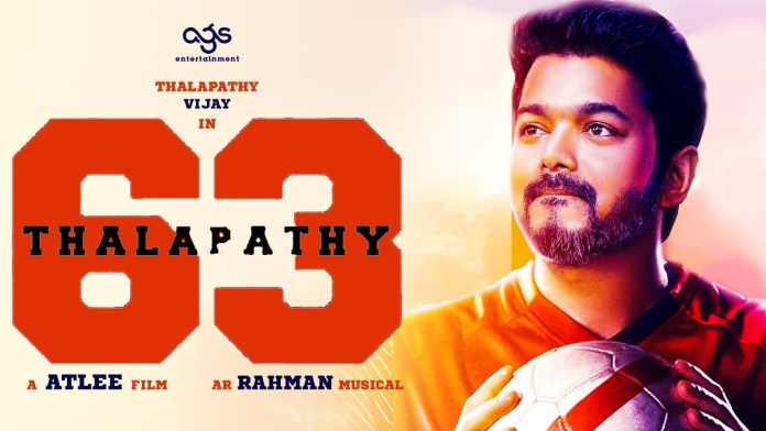Thalapathy 63 Story