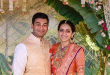 Venkatesh's daughter Ashritha's wedding with Vinayak Reddy