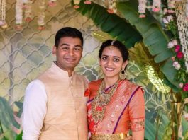 Venkatesh's daughter Ashritha's wedding with Vinayak Reddy