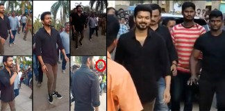 Thalapathy Vijay Mass Entry