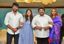 College Kumar Movie Launch Stills