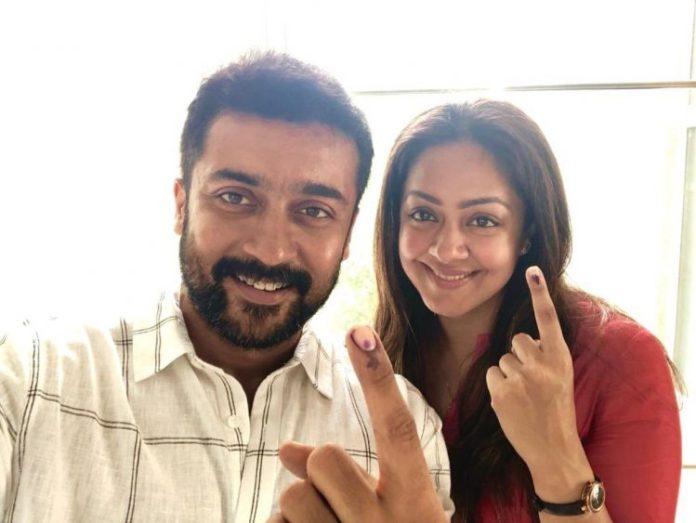 Celebrities Cast their Vote in Lok Sabha Election