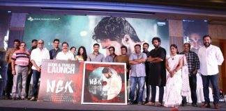 NGK Movie Audio and Trailer Launch