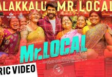 Mr.Local - Kalakkalu Mr.Localu Lyric