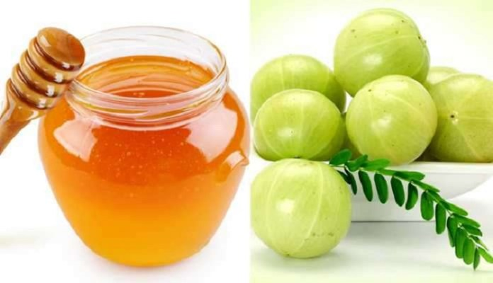 Uses Of Gooseberry   Health Tips   Natural Beauty Tips   Beauty Tips   Top 10 Best Health Benefits   See The Benefits Of Mixing Of Amla And Honey