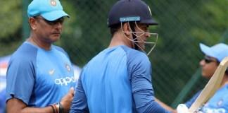 Indian Team coach Praised For Dhoni | Ravi Shastri | India | Mahendra Singh Dhoni | Latest Sports News | Chennai Super Kings