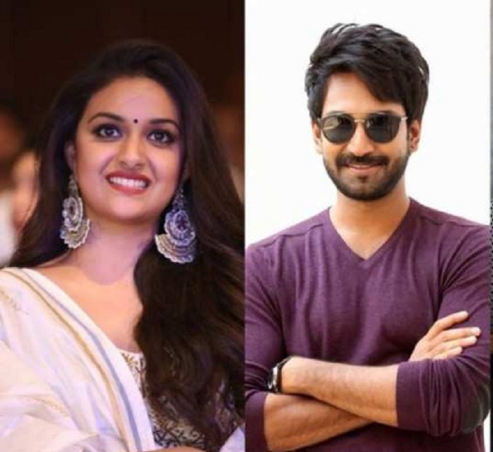 Keerthi Suresh to Pair up with Aadhi : Bollywood, Tollywood's leading heroine Keerthi Suresh has come up with | Kollywood | Tamil Cinema