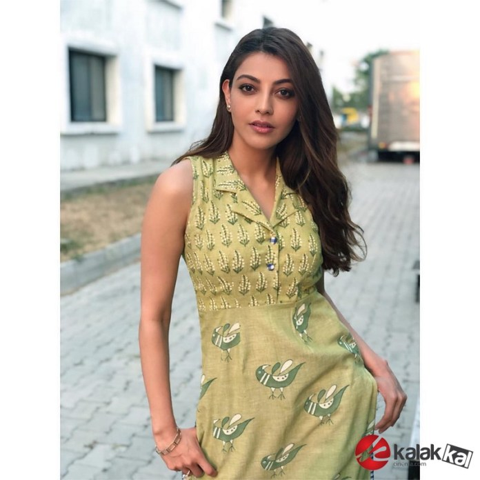 Actress Kajal Aggarwal Latest Photos