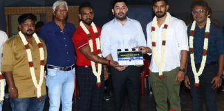 Arvind Swamy New Movie Launch Stills