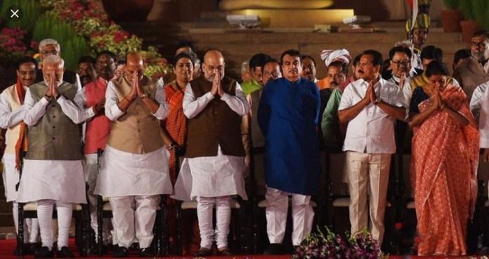 Modi Cabinet : Prime Minister Narendra Modi led the Cabinet meeting at 5 pm this evening | Political News, Tamil nadu, Politics, BJP, Latest Political News