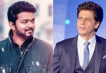 Shahrukh Khan decided Vijay film for Comeback