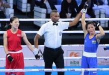 Indian Team in Semi-Finals | Boxing competition | India | Marigam Advanced to India's Leading Lady | Latest Sports News | Anjali