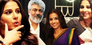Vidhya Balan Open Talk : Vidhya Balan Praises Thala Ajith! | Nerkonda Paarvai | Boney kapoor | Yuvan | Kalakkal Cinema | Latest Cinema News