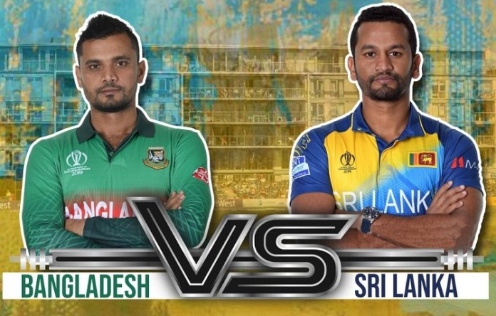 Today Match : Cricket World Cup | Bangladesh vs Sri Lanka | Sports News, World Cup 2019, Latest Sports News, World Cup Match