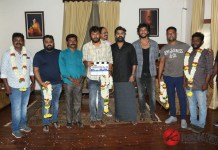 STR and Gautham Karthik New Movie Launch