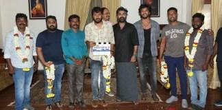 STR and Gautham Karthik New Movie Launch