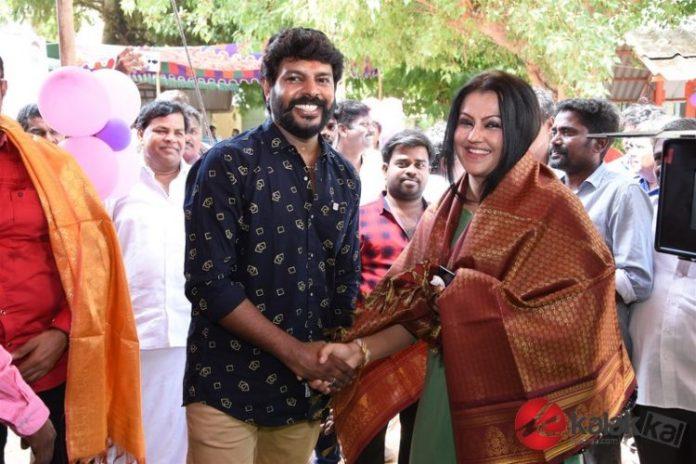 Velluthu Vaanku Movie Launch
