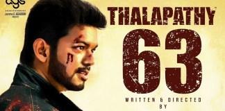 Thalapathy 63 Area Name : Thalapathy 63, Vijay, Nayanthara, Yogi Babu, Thalapthy Vijay, Kathir, Indhuja, Latest Cinema News, Tamil Cinema News