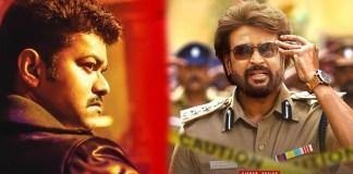 Rajini And VIjay Movie Clash : Darbar, Rajinikanth, Thalapathy Vijay, Nayanthara, Yogi Babu, Thalapathy 64 : Tamil Cinema, Latest Cinema News