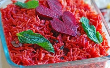Beetroot Rice Recipe : South Indian Recipe, Easy Rice Recipe, Veg Recipes of India, Quick And Easy Recipes, Indian Recipes, Easy Recipe