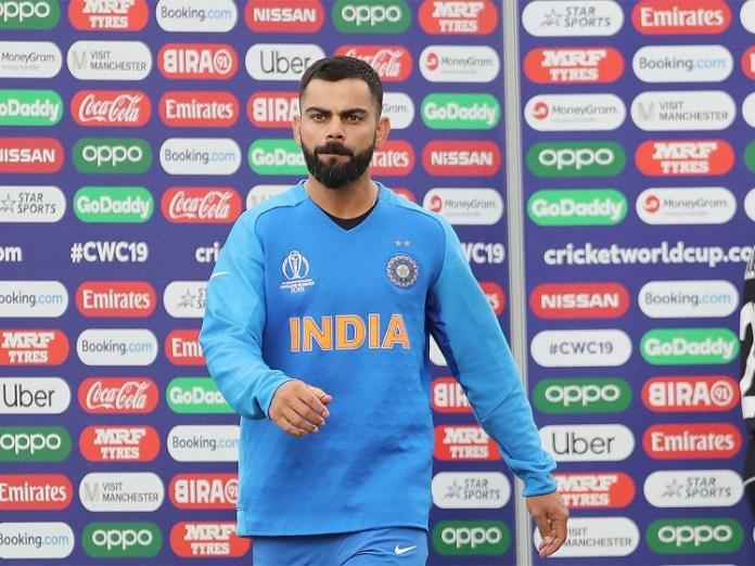 Virat Kohli Speech : Sports News, World Cup 2019, Latest Sports News, World Cup Match, India, Sports, Latest News, MS.Dhoni