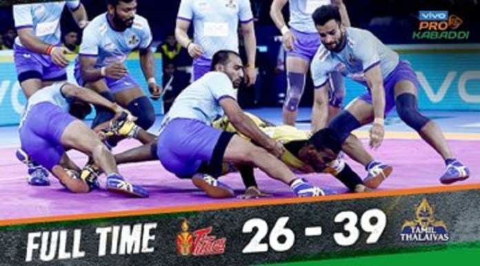 Tamil Thalaivas : Sports News, World Cup 2019, Latest Sports News, India, Sports, Latest Sports News, TNPL 2019, TNPL Match 2019,