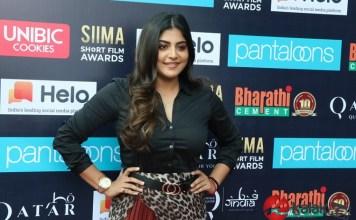 Pantaloons SIIMA 2019 Chennai Press Meet Stills | Manjima Mohan, Ivana, Amritha Aiyer, Raiza Wilson, Aishwarya Dutta, Vishnu Vardhan Induri, Vishwachetan