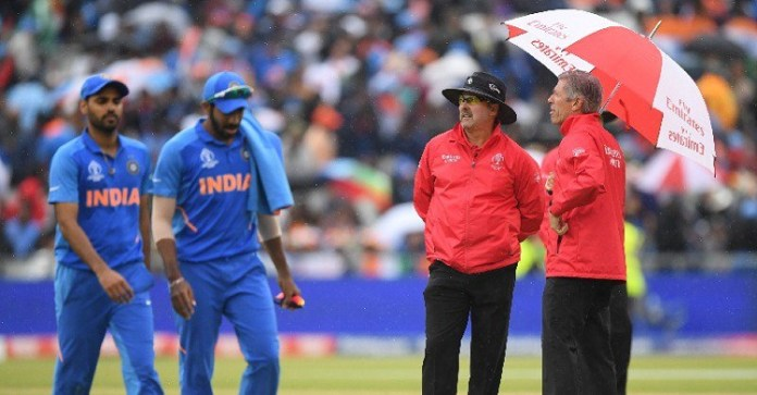 Semifinal Match will Resume Today : Sports News, World Cup 2019, Latest Sports News, World Cup Match, India, Sports, Latest News
