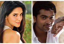 Simbu Asin Movie Poster | Asin with Simbu.. STR released Droped Movie's Poster.! | Kollywood Cinema News | Trending Cinema News