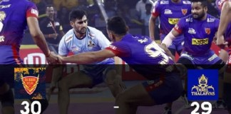 Dabang Delhi vs Tamil Thalaivas : Sports News, World Cup 2019, Latest Sports News, India, Sports, Latest Sports News, TNPL 2019, Pro Kabaddi League