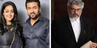 Suriya Review For Nerkonda Paarvai : Inside the Photo.!   Thala Ajith   Suriya   jyothika   H Vinoth   Boney Kapoor   Kollywood Cinema News