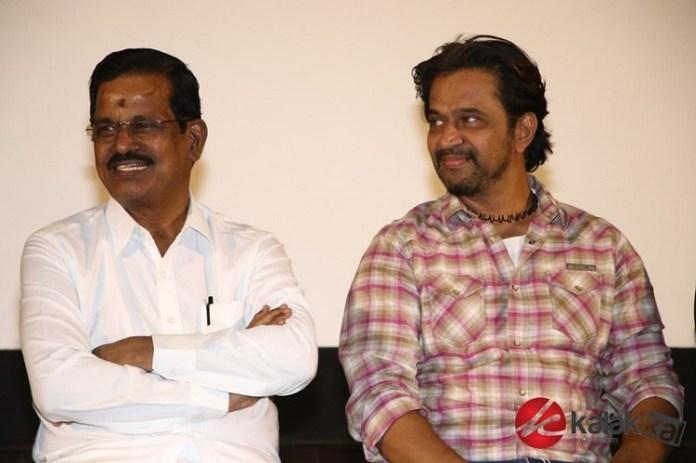 Kurukshethram Movie Press Meet
