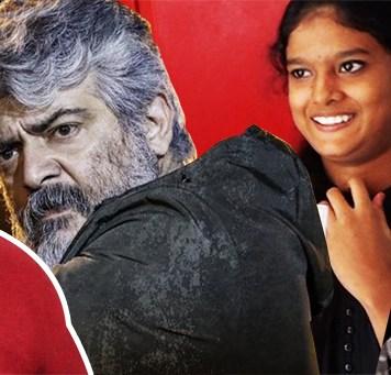 Ajith Movie Review : Nerkonda Paarvai Review, Thala Ajith, Vidya Balan, H.Viinoth, Boney Kapoor, Yuvan Shankar Raja, Shraddha Srinath, Abirami