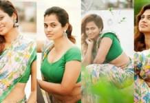 Actress Ramya Pandian Gallery : Shocking Glomour Photos | Actress Ramya Pandiyan | Kollywood Cinema News | Tamil Cinema News