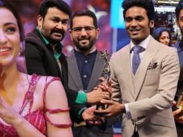 SIIMA Awards 2019 : Cinema News, Kollywood , Tamil Cinema, Latest Cinema News, Tamil Cinema News , Trisha, Dhanush, Anirudh, Mohan lal