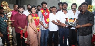 Thenampettai Mahesh Movie Launch