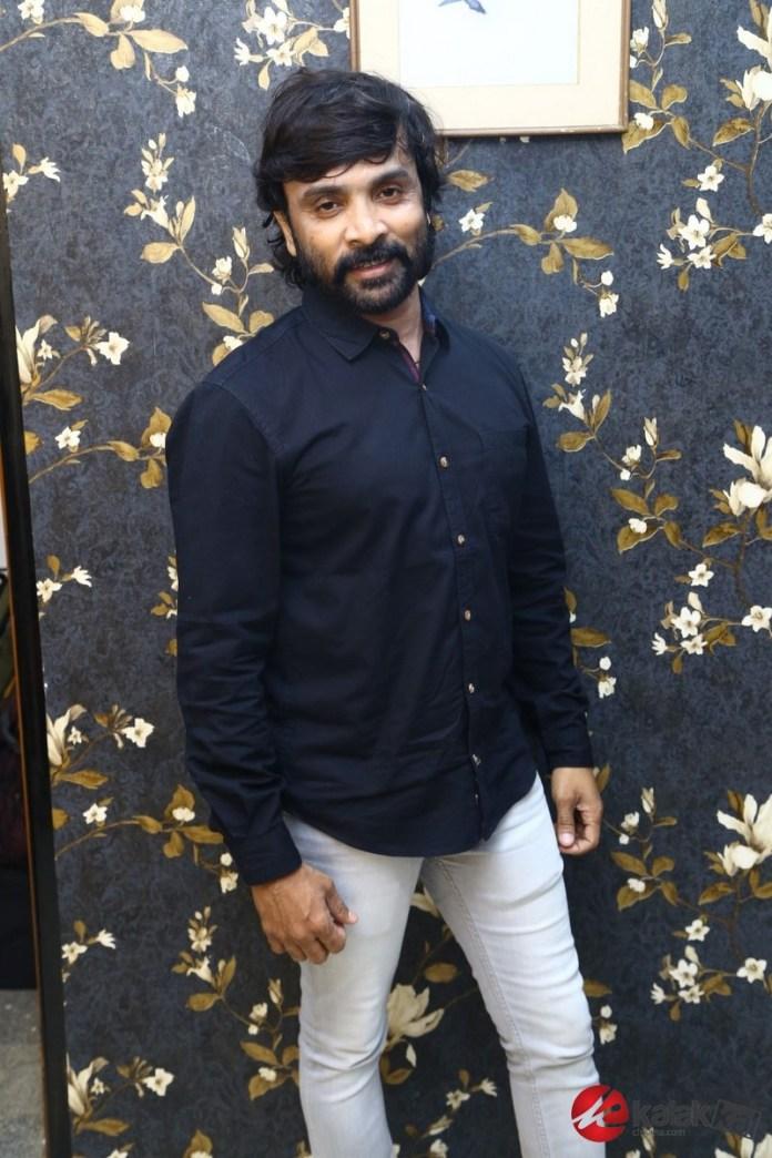 Apsara Reddy & Actor Snehan at Studio Colorz Opening Photos