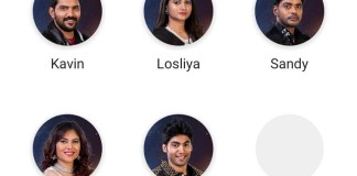 Bigg Boss 13th Eviction Update : Sandy Evict From BB?   Bigg Boss Tamil   Bigg Boss Tamil 3   Kavin   Losliya   Sherin   Tharshan   Losliya