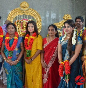 Nenjam Nimirtthu Movie Launch
