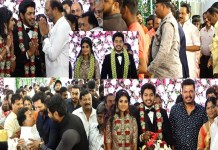 Mayilsamy Son's Wedding Reception : Rajinikanth, jayam Ravi, Sathya Raj, Sibi Raj, Sivakumar, MK.Stalin, Tamil Cinema, Latest Cinema News, Tamil Cinema News
