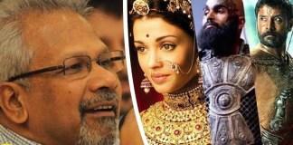 Ponniyin Selvan Movie Update : Ponniyin Selvan Movie Update : Manirathnam, Karthi, Vikram, Keerthy Suresh, jayam Ravi, Amala paul, Aishwarya Rai