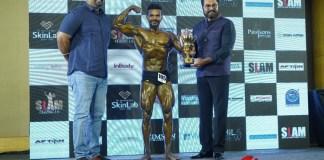 Actor Sarath Kumar at SLAM Lifestyle and Fitness Studio Photos