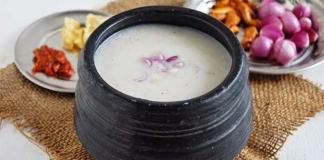 how to make Bajra Lassi