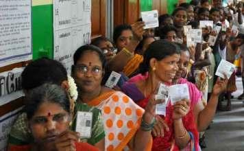 Brisk voting underway in TN's Nanguneri & Vikravandi
