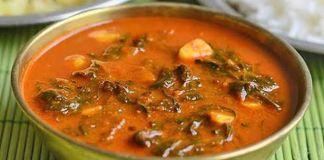 almond curry recipe