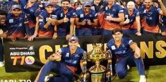 Yuvraj Singh team to win the trophy