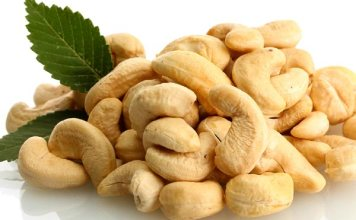 Problems with eating too much cashews