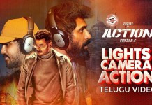 Lights Camera Action Telugu Video