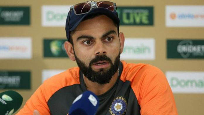 What I don't like is failure - Virat Kohli!