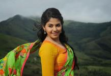 Actress Anjali